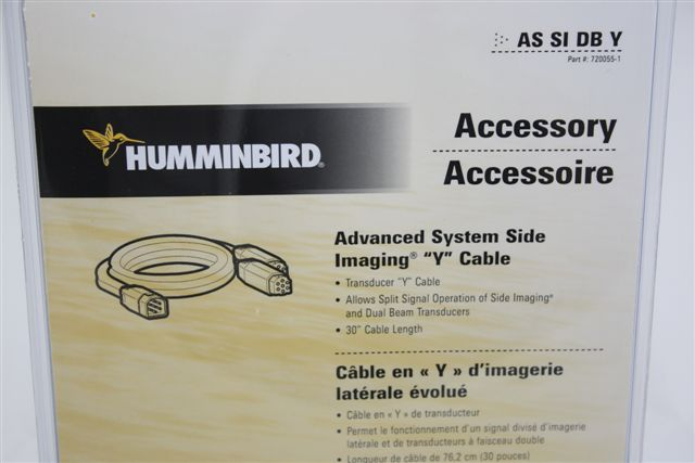Humminbird Y Cable