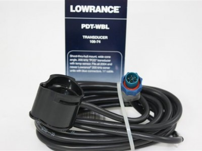 Transducer shield and saver lowrance pod transducer 106 74 for Lss 2 transducer trolling motor mount