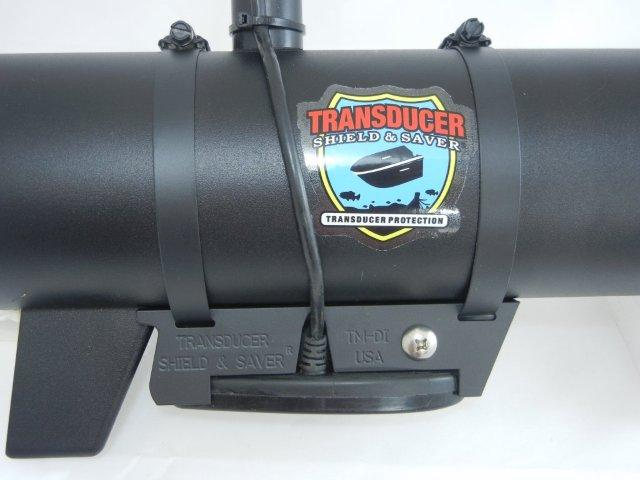 transducer shield and saver tm-di fits humminbird down image xnt 9, Fish Finder