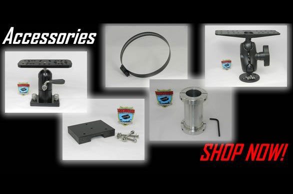 Transducer Shield & Saver - Accessories