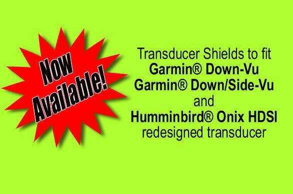 Transducer Shield & Saver - Now Availble