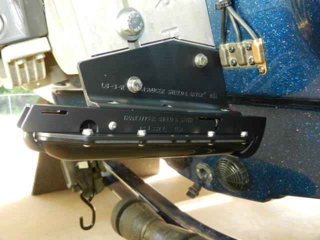 Transducer Shield And Saver Ts Lss2 L Fits Lowrance Lss2