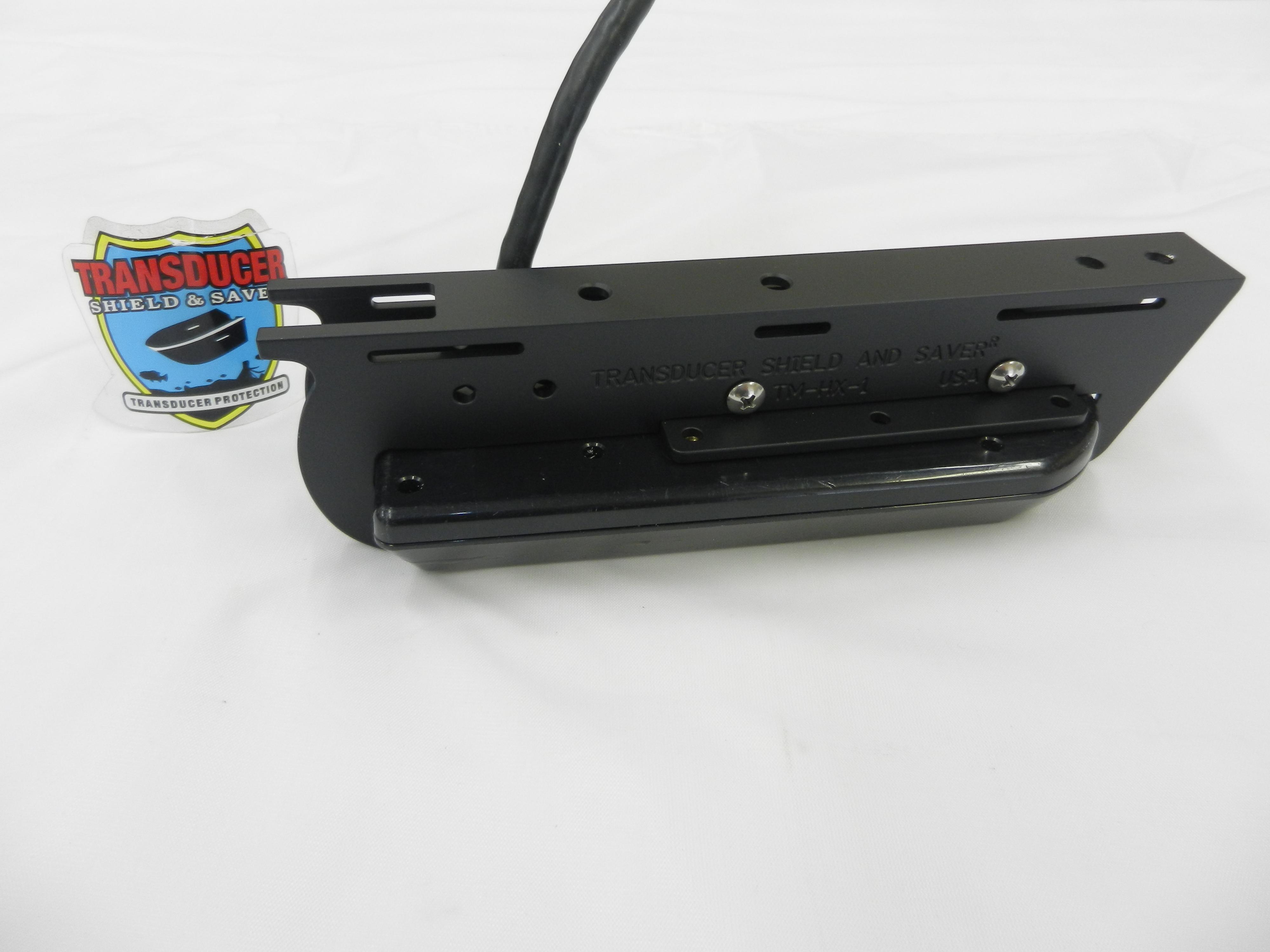 Humminbird XM 9 20 MSI T MEGA Transom Mount Transducer