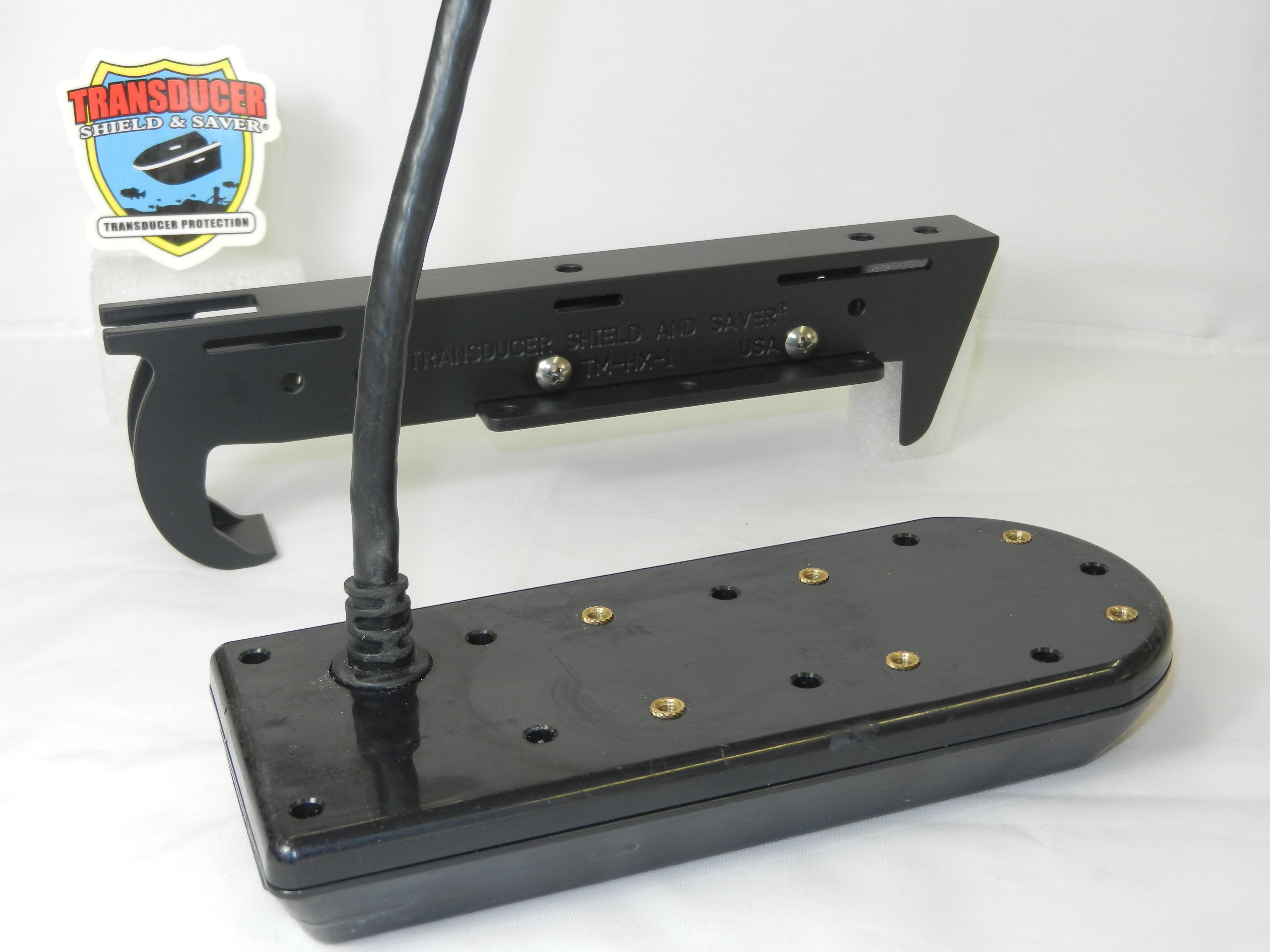 TM-HX-3 fits Humminbird® Helix G2N Mega Si or Solix G1N Si Transducer