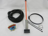 Cable guiding kit for iPilot and x5 series trolling motors